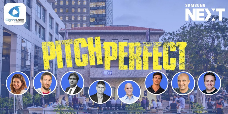 """Pitch Perfect"" Meetup by Royi Ben Yosef"