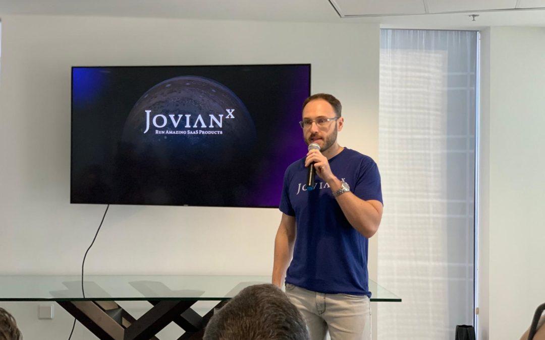 JovianX – A SaaS backend platform